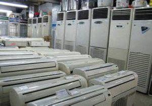 哈尔滨专业回收柜式机空调,二手空调